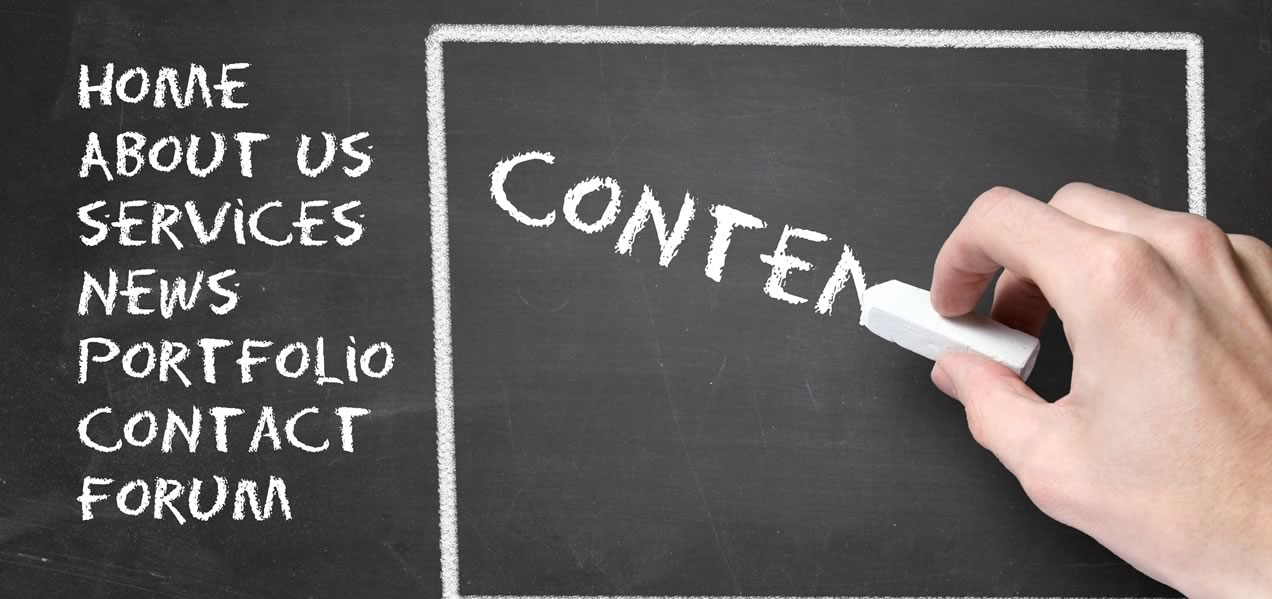 Bet on content marketing for your site!